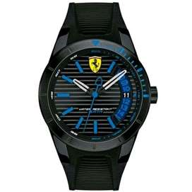scuderia ferrari redrev t with blue accent(original)
