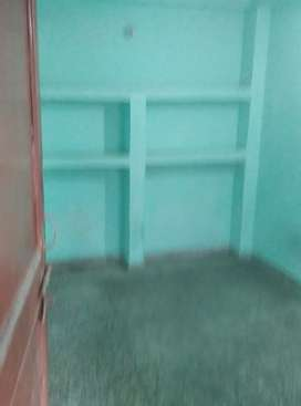1 room. For students  common bathroom