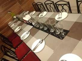 Required waiter for family restaurant
