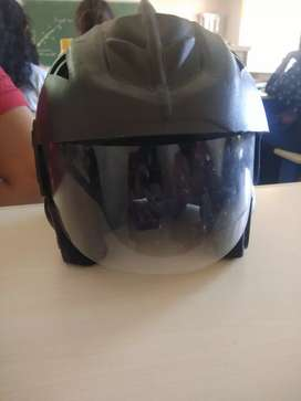 New highly comfortable half face helmet, ISI mark with high durability