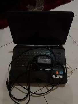Laptop HP type 14-d012tu Core i3-3110M