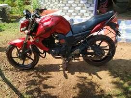 Yamaha Fz-Midship