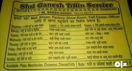 Shri Ganesh Tiffin Servcies