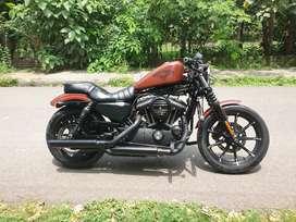 Harley Davidson 883 ABS Brand new condition