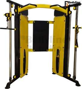 Get new & heavy duty gym equipment setup in Imported look direct.