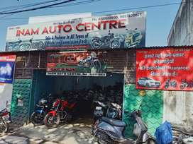 All kind of two wheeler sale and purchase