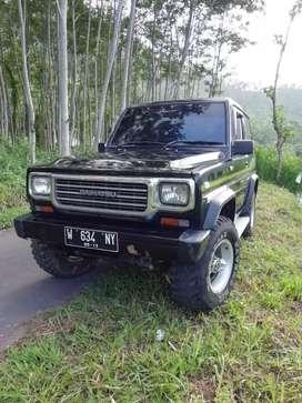 Daihatsu Taft GT 4X4