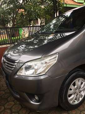 Grand New Kijang Innova Istimewa