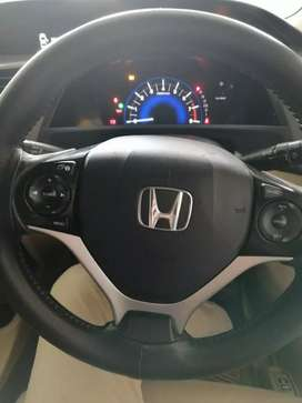 Civic 2014 VTI Oriel Prosmatec White Sunroof