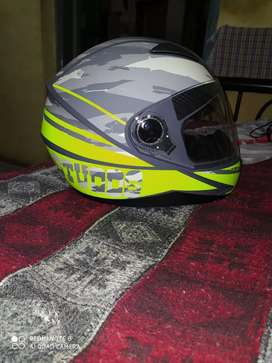 My New Studds Helmet