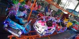 wahana mainan kereta panggung odong odong wisata anak anak 11