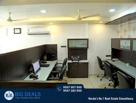 2500 Sq.ft Office Space for rent at Kizhakkumpattukara, Thrissur...