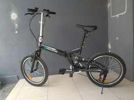 Sepeda lipat ekonomis