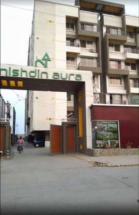 Flats available in Nishdin Aura Township. 2-3 Bhk