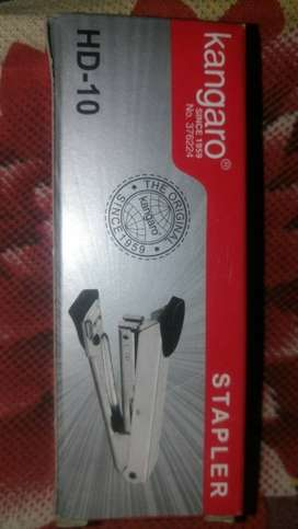 2new and unused staplers at Rs30 each where market price is Rs 48 each