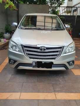 Kijang innova diesel type G th 2014