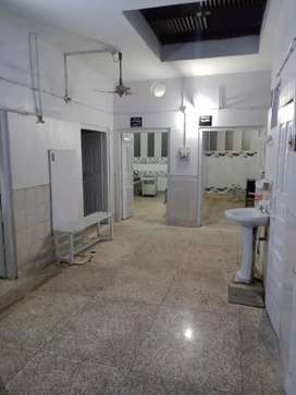 Hospital clinic ready for rent for both mbbs n gaeeny