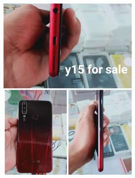 Y15 for sale