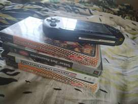 PSP Street for sale!! 4 original games included with UMD discs!