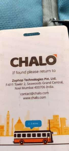 Chalo executive