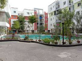 2bhk flat available in complex for sale