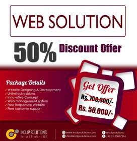 Complete Website and Digital Marketing Solutions