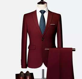 Party Wear And official Two Piece Suit For Men,  Coat Pant Only 1499