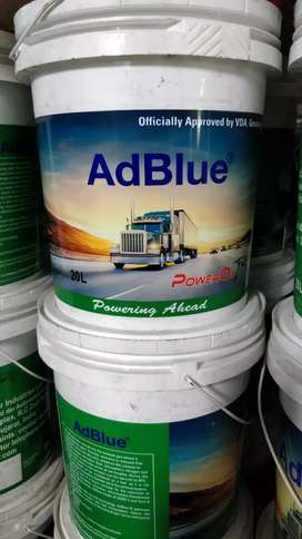 Adblue for vehicles
