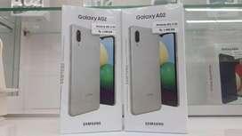 Samsung A02 grey