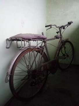 Sepeda klasik tahun1985 Matic/masih original