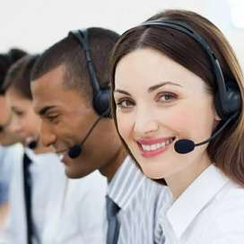 Urgently required customer care executive