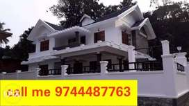 Beautiful home for sale in Pala, Bharananganam