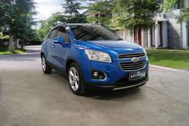 Chevrolet TRAX LTZ Matic .Biru