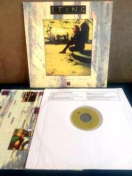 Laser disc music Sting Ten Summoner's Tales