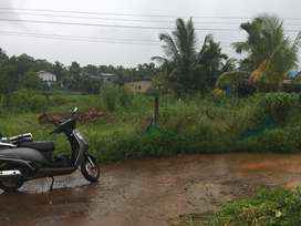 Plot for sale in Quepem (7000rs/sq. Mt.).