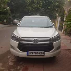 Innova Crysta 2.8 Automatic Zx (Top model) More powerful than new Car
