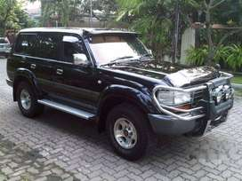 Toyota Land Cruiser Automatic VX-R 1998