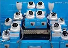 Plus pemasangan kamera area Depok