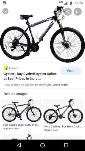 Hero bycycle