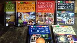 Ensiklopedia 6 jilid cakupan luas