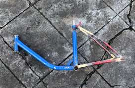 Frame Sepeda Minion
