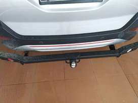 Bumper mobil belakang