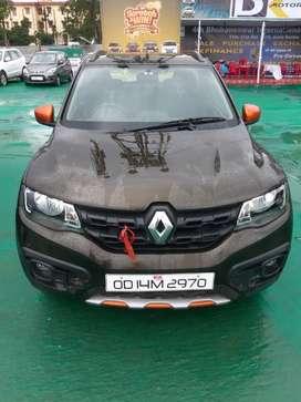 Renault Kwid RXT AMT Climber, 2018, Petrol