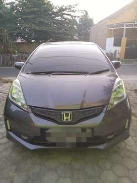 Honda jazz rs matic 2012
