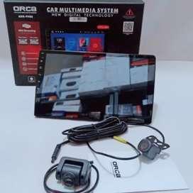 Head Unit ANDROID 10 Inch ORCA Kamera DVR Ultra Slim HD2 Streaming