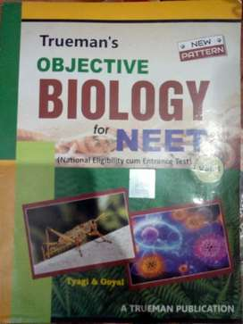 Truman's objective biology for neet