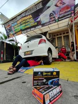 Peredam Guncangan Pada Mobil BALANCE DAMPER,Ahli Atasi GRUDUK2 Mobil