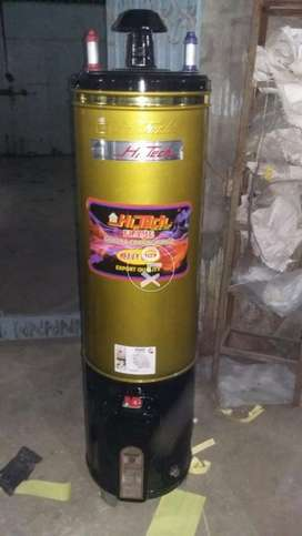 Water heater one year replacement warranty