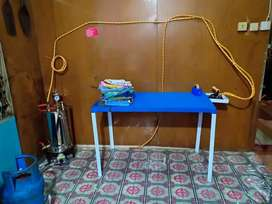 Setrika Uap Boiler Gas Laundry Konveksi Gorden Gratis training & kirim