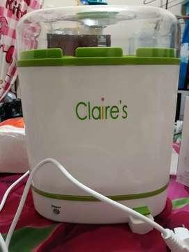 Claire's sterilizer